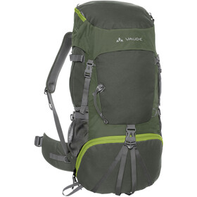 VAUDE Hidalgo 42+8 Backpack Kids olive